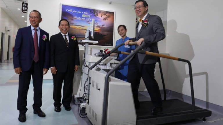 Penang Adventist Hospital unveils RM3.3m heart centre