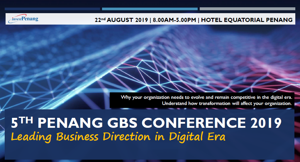 5th Penang GBS Conference 2019