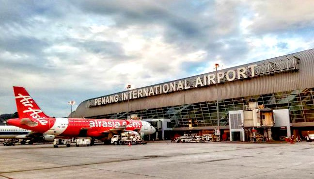 Good news for Penang airport