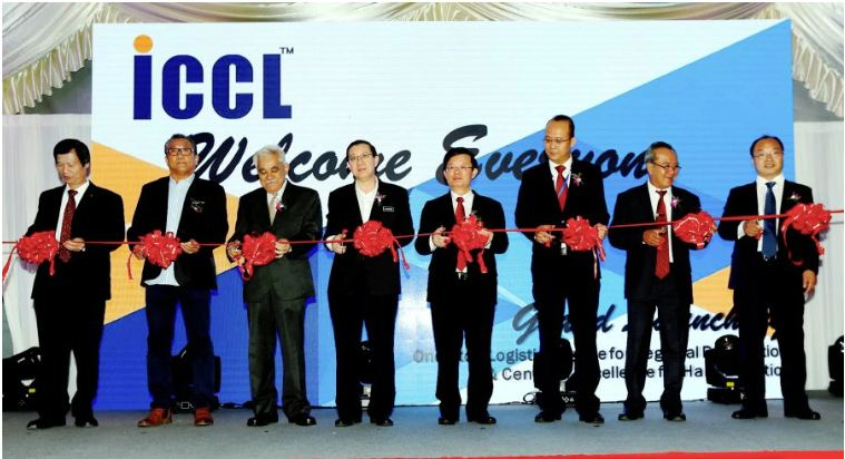ICCL's new regional distribution center will beef up connectivity in the halal logistics industry