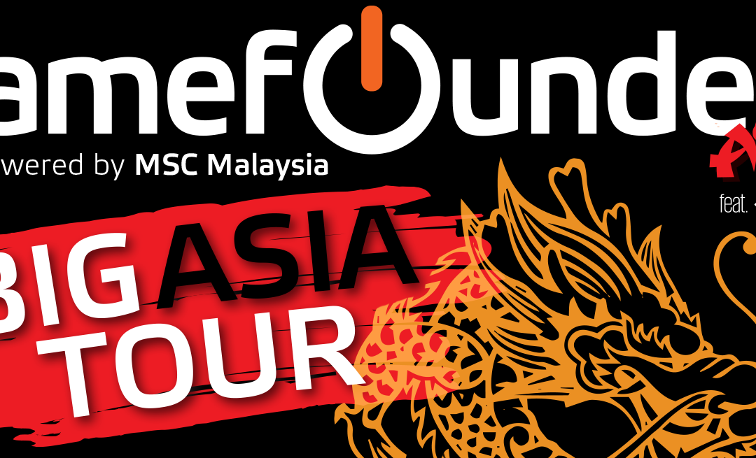 GameFounders' Big Asia Tour Penang