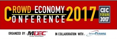 CROWD ECONOMY CONFERENCE (CEC) 2017 @ PENANG