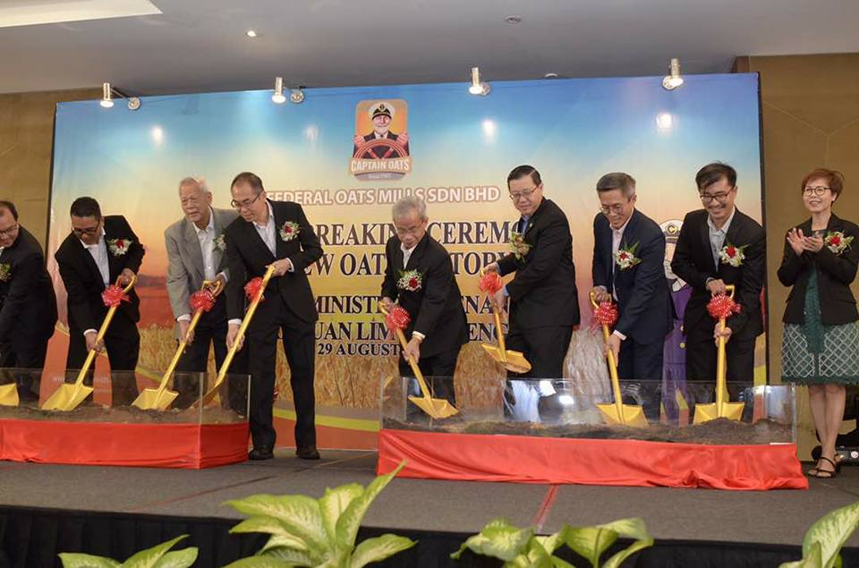 FOM Invests RM120 Mln On New Plant