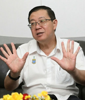 Penang has to be a smart city that is digitally connected