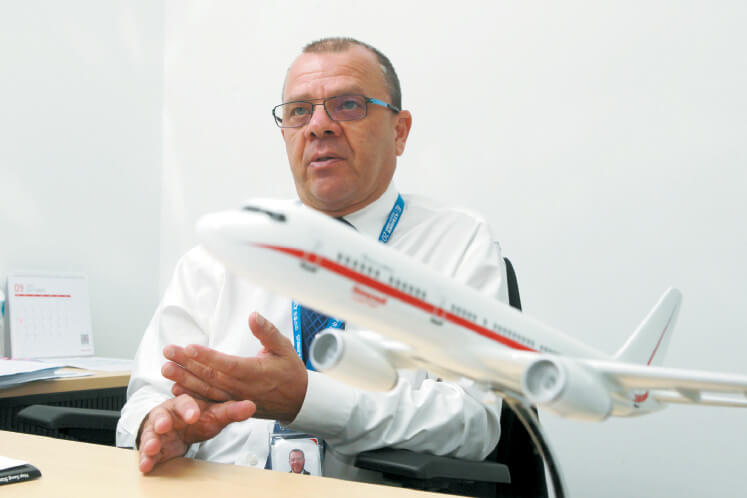Honeywell keen to proceed with Penang MRO project