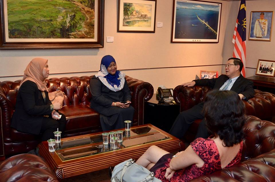 New MIDA Penang director calls on CM