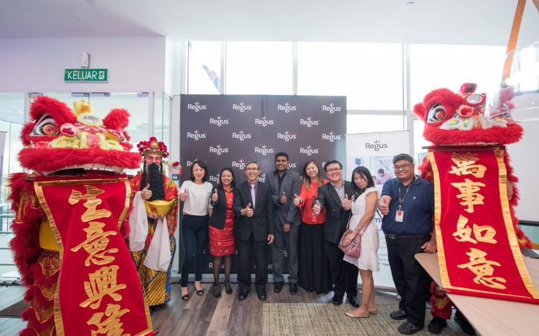 Regus Malaysia Adds A Fourth in Penang