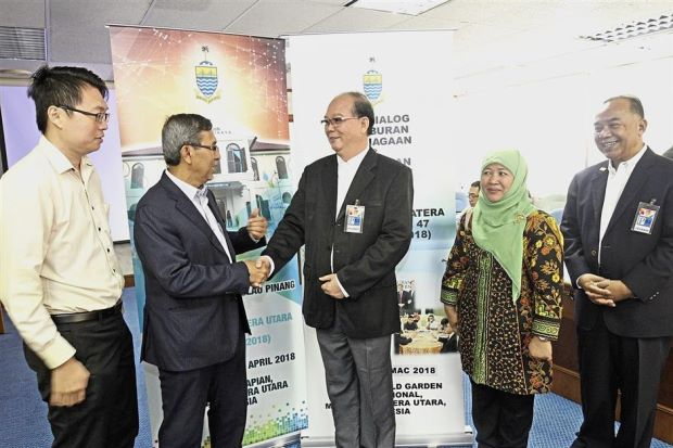 Enhancing Penang-Medan business ties