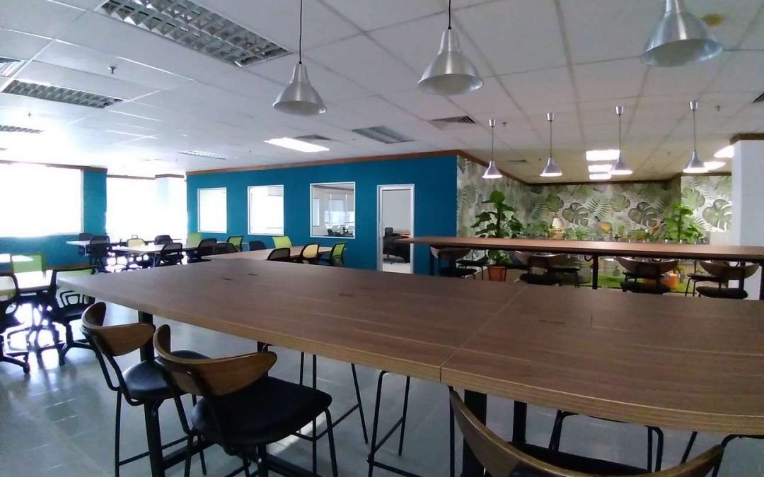Co-working spaces to help reposition market demand