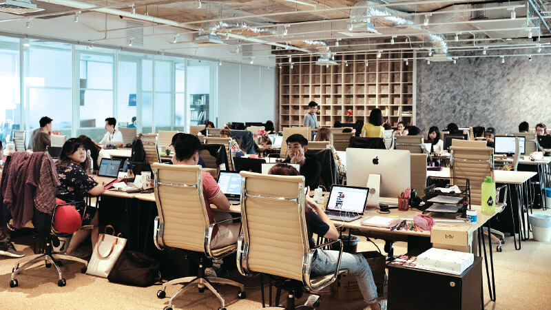 Community building a major part of coworking