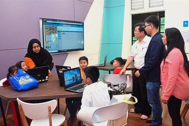 Nurturing future programmers