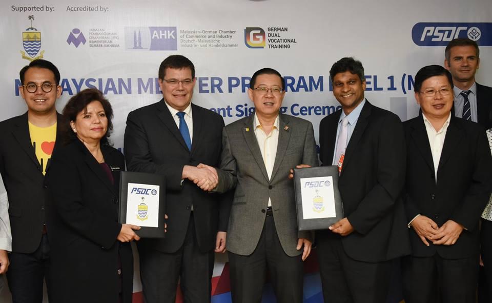 Penang announces RM6m sponsorship for apprenticeship programme