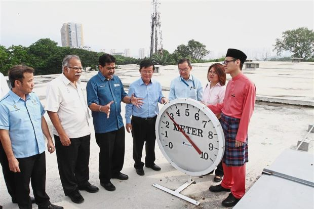New reservoir costing RM9.3mil the answer to future water demand