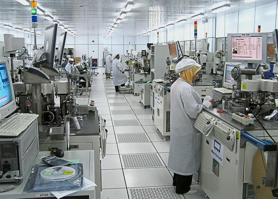 New growth area for chipmaker
