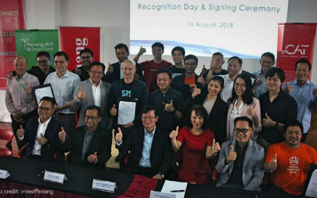 CM says Penang to be 'entrepreneur city'