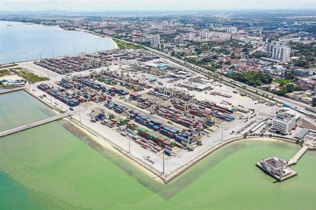 Container terminal to be major player
