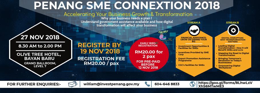 Penang SME Connexion 2018
