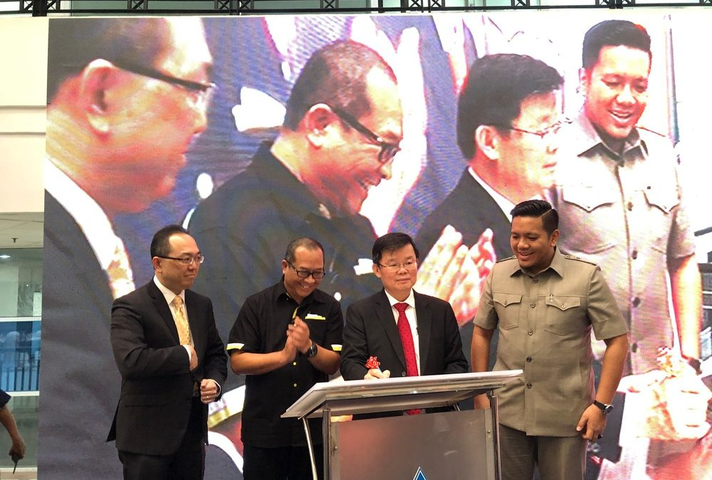 CM wants Penang to be a global business services hub
