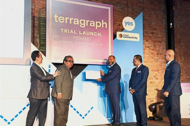 YES launches first large scale Terragraph market pilot in Asia