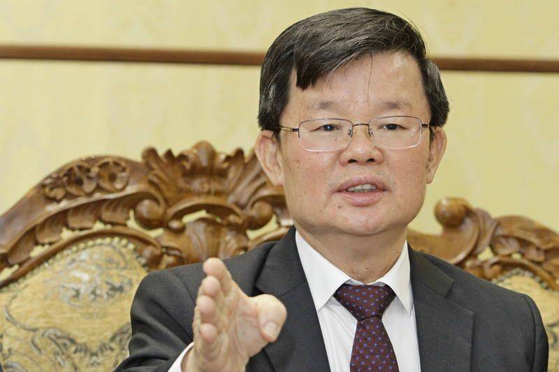 Penang CM leads delegation to US to boost trade ties