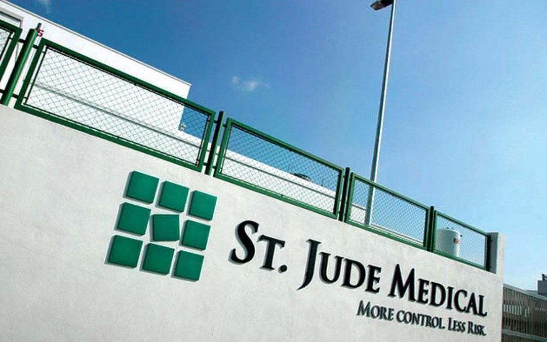 St. Jude Medical to expand production, services here