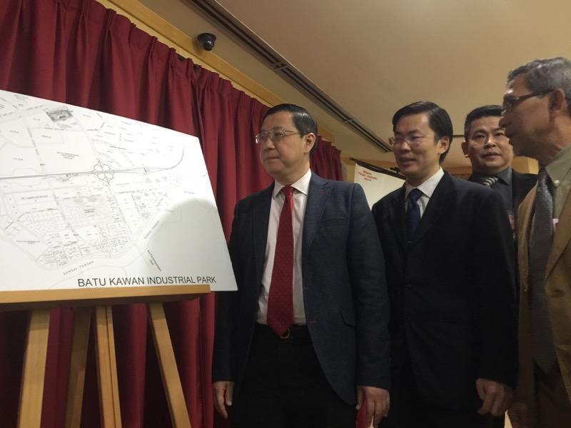 Penang announces RM63m Penang Automation Cluster