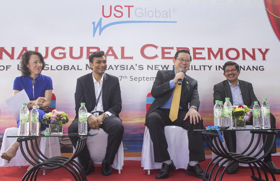 UST Global Malaysia Inaugurates New Facility in Penang, Malaysia