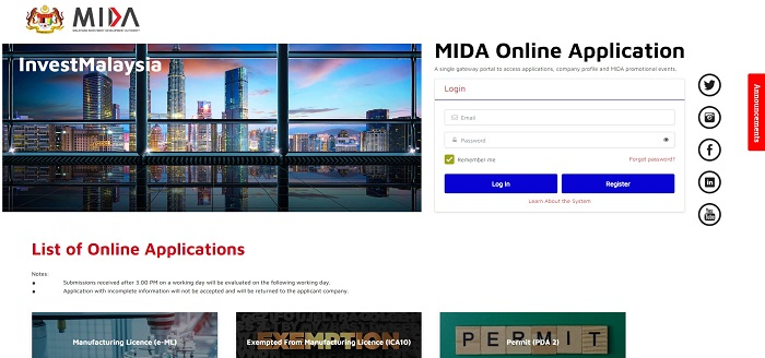 MIDA to Deliver Better Investor Experience with Re-engineered Processes, Launch of InvestMalaysia Portal