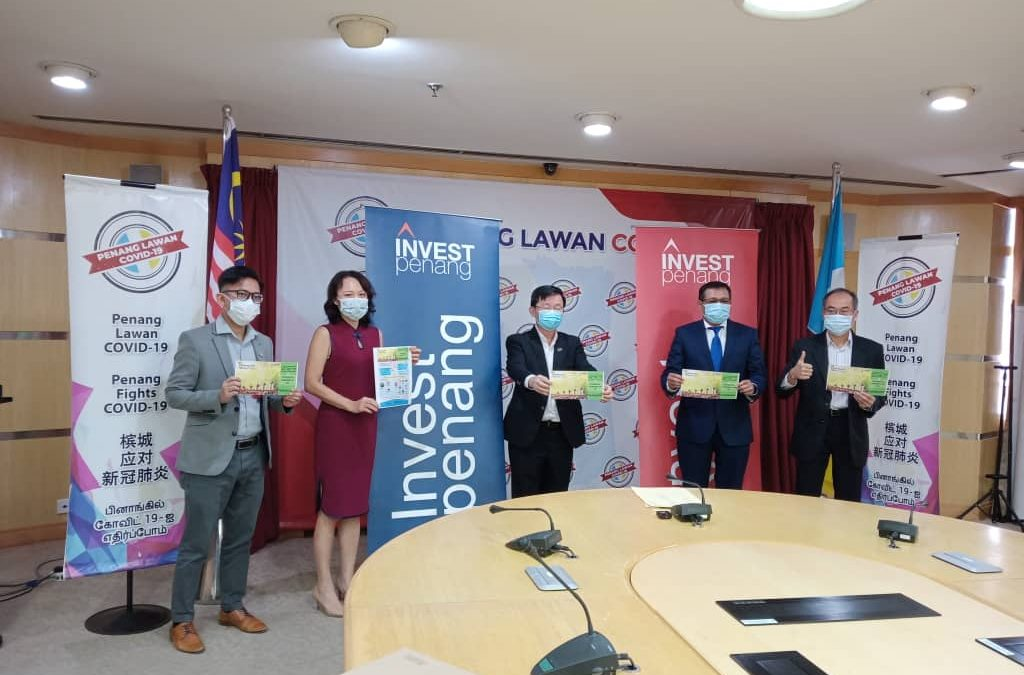 [Press Release] Official Launch of Penang i4.0 Seed Fund Stream #3