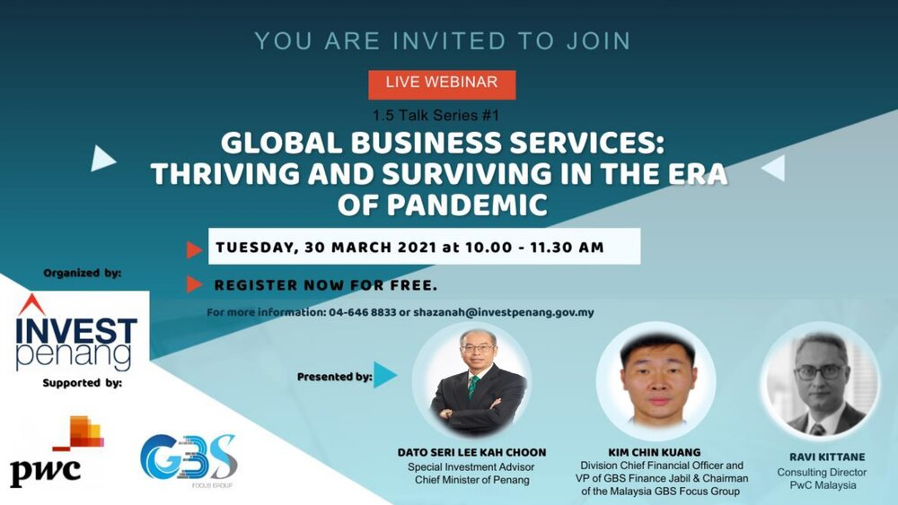[Webinar] Global Business Services – Thriving and Surviving in the Era of Pandemic