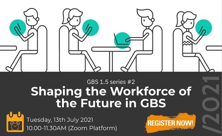 GBS 1.5 Series #2 Webinar:  Shaping the Workforce of the Future