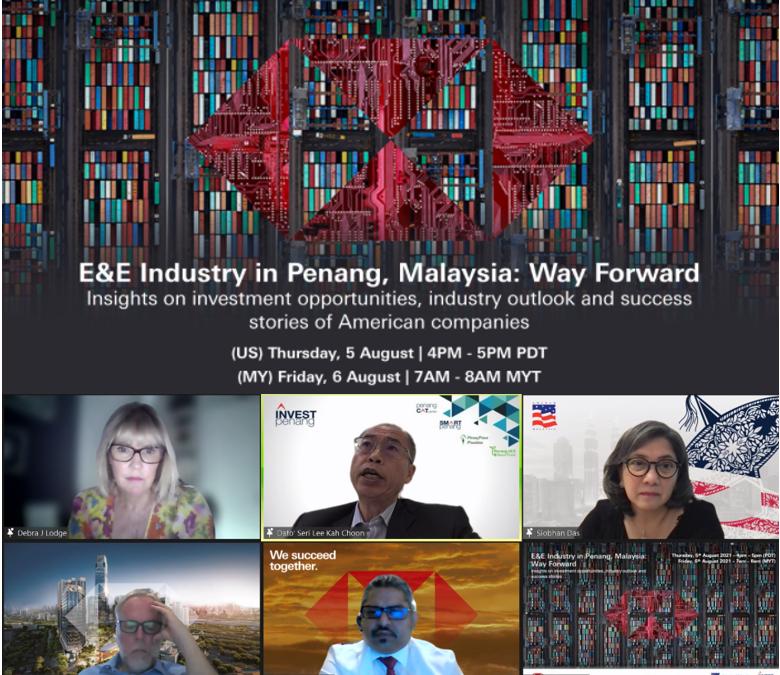 HSBC US Webinar: E&E Industry in Penang, Malaysia: Way Forward